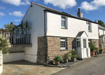 Thumbnail 2 bed cottage for sale in Carloggas, St Mawgan