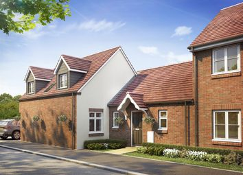 "Thumbnail 4 bedroom end terrace house for sale in ""Old Bank"" at The Gallops, High Street, East Ilsley, Newbury"