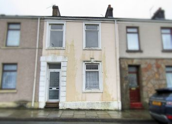 3 bed terraced house for sale in Bryntirion Terrace, Llanelli, Carmarthenshire. SA15