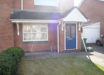Thumbnail 2 bed semi-detached house to rent in Lindisfarne Drive, Liverpool