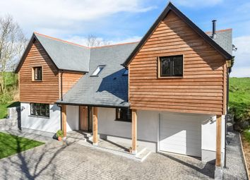 Thumbnail 4 bedroom detached house for sale in Church Cove, The Lizard, Helston, Cornwall