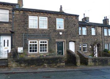 3 bed terraced house for sale in Long Lane, Harden, Bingley BD16