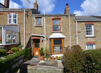 Vicarage Road, St. Agnes TR5. 2 bed terraced house for sale