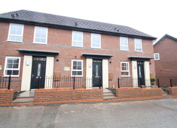 Thumbnail 2 bed terraced house to rent in Wall Close, Lawley, Telford