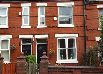 Thumbnail 2 bedroom terraced house to rent in Shaftesbury Road, Swinton, Manchester