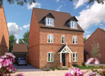 "Thumbnail 5 bedroom property for sale in ""The Chelford"" at Wall Hill, Congleton"