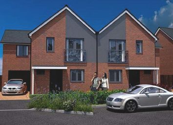Thumbnail 3 bed semi-detached house for sale in The Cooke At Springhead Park, Wingfield Bank, Northfleet, Gravesend