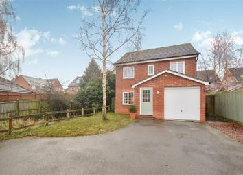 Thumbnail 4 bedroom detached house to rent in Abbey Close, Shepshed, Loughborough