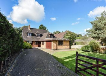 Thumbnail 4 bed detached house to rent in Nash Grove Lane, Finchampstead