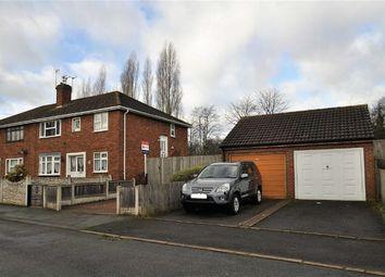 Thumbnail 2 bedroom flat for sale in Gozzard Street, Bilston, West Midlands