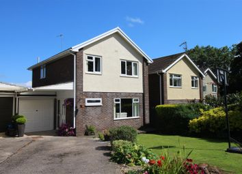 Thumbnail 3 bed detached house for sale in Meyricks, Coed Eva, Cwmbran