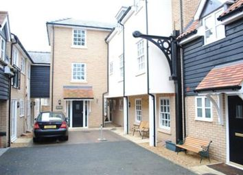 Thumbnail 1 bedroom flat to rent in The Hoist, The Vineyards, Ely, Ely