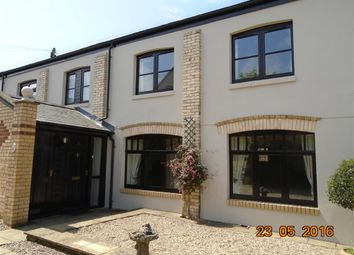 Thumbnail 2 bed terraced house to rent in Glove Court, Torrington, Devon