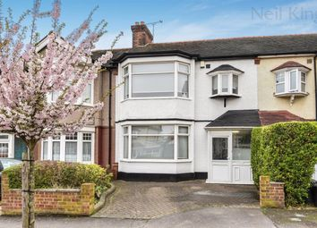 Thumbnail 3 bed terraced house to rent in Bushey Avenue, South Woodford