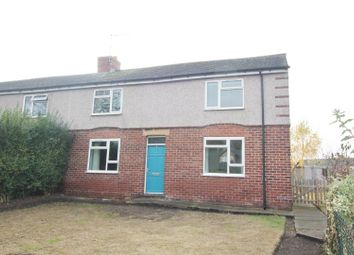 Thumbnail 3 bed semi-detached house for sale in Butt Lane, Mansfield Woodhouse, Mansfield