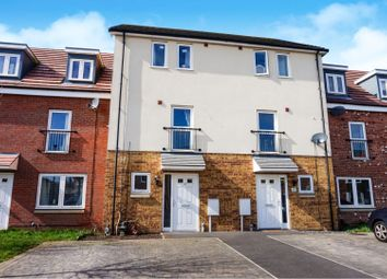 Thumbnail 4 bed terraced house for sale in Elder Road, Grimsby