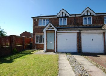 Thumbnail 3 bed semi-detached house to rent in Parklands Way, Wardley, Gateshead