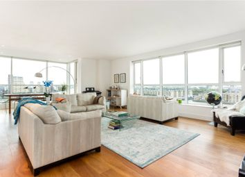 3 bed flat for sale in Belgrave Court, 36 Westferry Circus, Canary Wharf, London E14