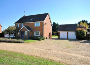 Thumbnail 4 bed detached house for sale in St. Marys Meadow, Pentney, King's Lynn