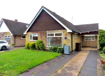 Thumbnail 3 bed bungalow to rent in Harrington Close, Quorn, Loughborough