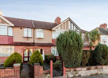 Thumbnail 3 bedroom terraced house for sale in Whitton Avenue West, Greenford, Middlesex