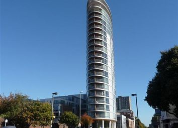 Thumbnail 2 bedroom flat for sale in Admiralty Tower, Queen Street, Portsmouth