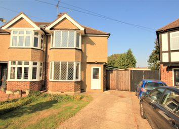 Claremont Crescent, Croxley Green WD3. 3 bed semi-detached house