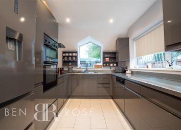 Thumbnail 4 bed detached house for sale in Saunders Lane, Hutton, Preston