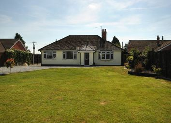 Thumbnail 4 bed detached bungalow for sale in Chapel View, Cadney Lane, Bettisfield, Whitchurch