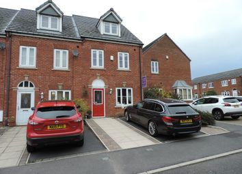 Thumbnail 3 bed town house for sale in Windmill Close, Royton, Oldham