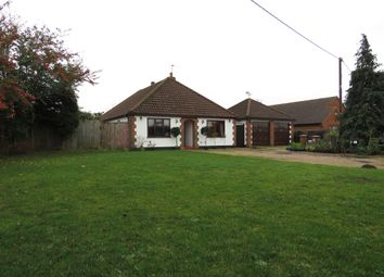 Thumbnail 4 bed detached bungalow for sale in Station Road, Worstead, North Walsham