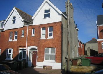 Thumbnail 2 bedroom flat to rent in Franklin Road, Weymouth