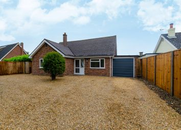Thumbnail 4 bed detached bungalow for sale in Town Lane, Garvestone, Norwich