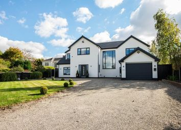 Thumbnail 4 bed detached house for sale in Turnpike Road, Aughton, Ormskirk