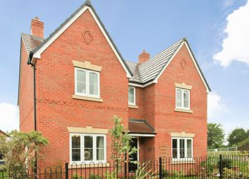 Thumbnail 4 bed detached house for sale in The Houghton At Fairways Park, West Hill Road, Retford