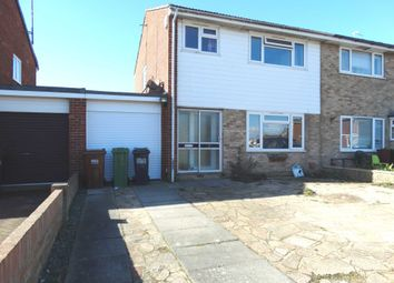 3 bed semi-detached house for sale in Raleigh Close, Eastbourne BN23
