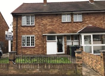 Thumbnail 3 bed semi-detached house to rent in Rose Lane, Marks Gate, Chadwell Heath