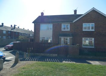 Thumbnail 3 bed end terrace house to rent in Epworth Green, Middlesbrough