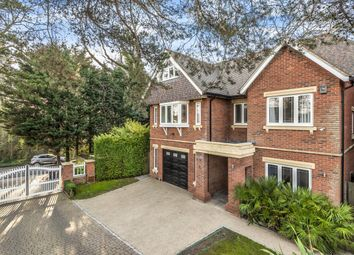 Thumbnail 5 bed property for sale in Chenies Place, Arkley, Barnet