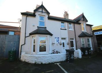 Thumbnail 4 bed terraced house for sale in Grove Road, Colwyn Bay