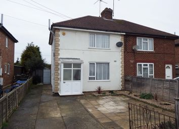 Thumbnail 3 bed semi-detached house for sale in Railway Lane South, Sutton Bridge