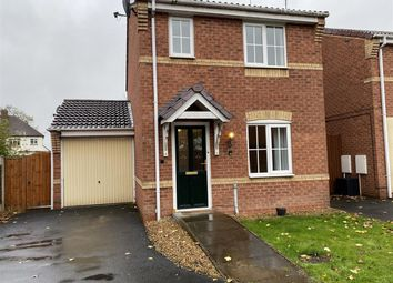 Thumbnail 3 bed detached house for sale in Ludgrove Way, Stafford