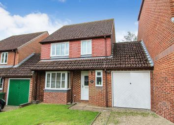 Thumbnail 4 bed detached house for sale in Spring Meadows, Great Shefford, Hungerford