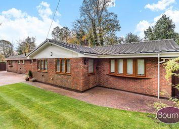 Barrs Lane, Knaphill, Woking GU21. 4 bed detached bungalow for sale