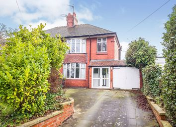 3 bed semi-detached house for sale in Middlewich Road, Winsford CW7