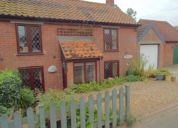 Thumbnail 3 bedroom semi-detached house for sale in Great Witchingham, Norwich, Norfolk