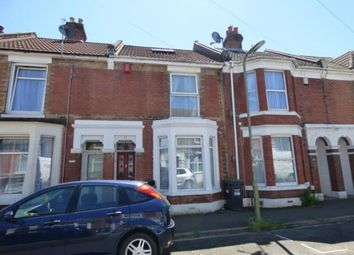 Thumbnail 2 bed terraced house for sale in Percy Road, Gosport