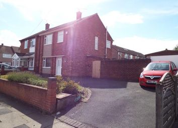 Thumbnail 3 bed semi-detached house for sale in Greycoat Road, Whitmore Park, Coventry