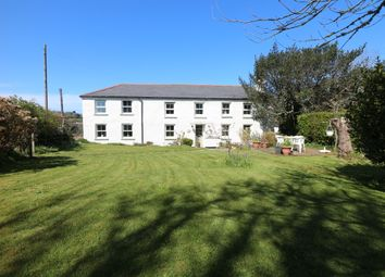 Consols Road, Carharrack, Redruth TR16. 4 bed cottage for sale