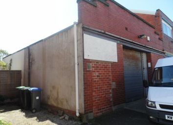Thumbnail Light industrial for sale in Boome Street, Blackpool